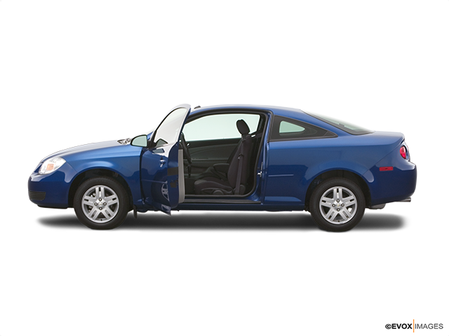 2006 Chevrolet Cobalt Driver's side profile with drivers side door open