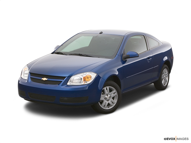 2006 Chevrolet Cobalt Front angle view