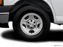 2006 Chevrolet Express Cargo Front Drivers side wheel at profile