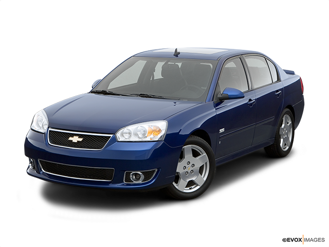 2006 Chevrolet Malibu Front angle view