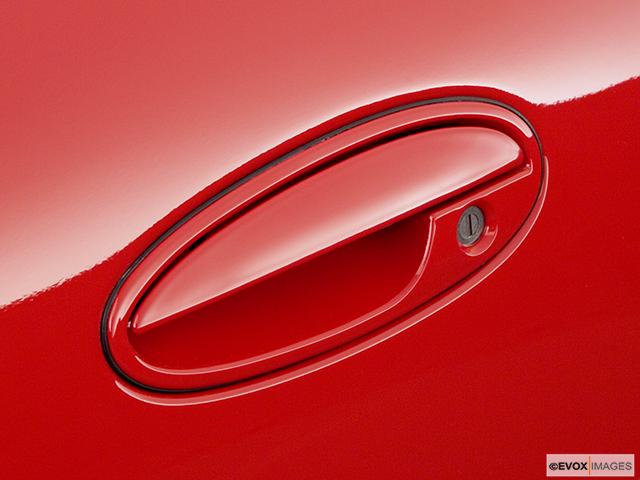 2006 Chevrolet Monte Carlo Drivers Side Door handle