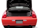 2006 Chevrolet Monte Carlo Trunk open