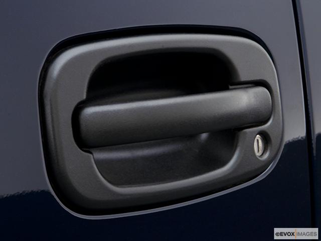 2006 Chevrolet Tahoe Drivers Side Door handle