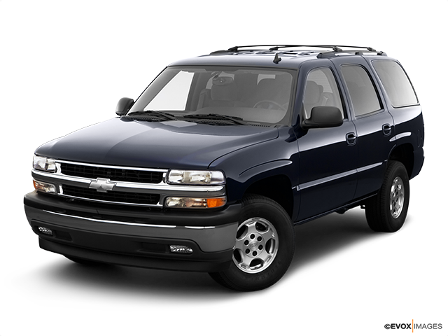 2006 Chevrolet Tahoe Front angle view