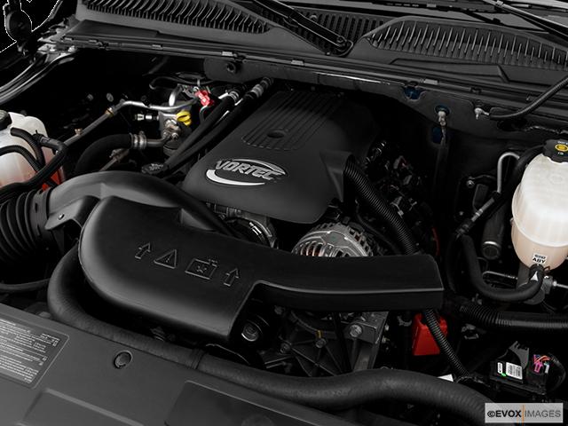 2006 Chevrolet Tahoe Engine