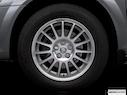 2006 Chrysler Sebring Front Drivers side wheel at profile