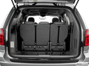 2006 Chrysler Town and Country Trunk open