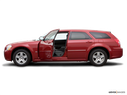 2006 Dodge Magnum Driver's side profile with drivers side door open