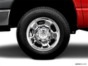 2006 Dodge Ram Pickup 2500 Front Drivers side wheel at profile