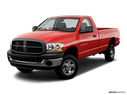 2006 Dodge Ram Pickup 2500 Front angle view