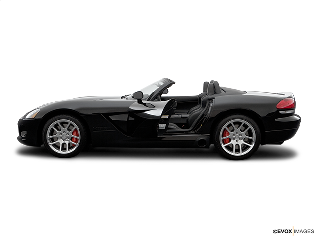 2006 Dodge Viper Driver's side profile with drivers side door open