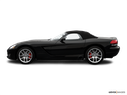 2006 Dodge Viper Drivers side profile, convertible top up (convertibles only)