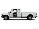2006 Ford F-250 Super Duty Driver's side profile with drivers side door open