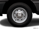 2006 Ford Ranger Front Drivers side wheel at profile