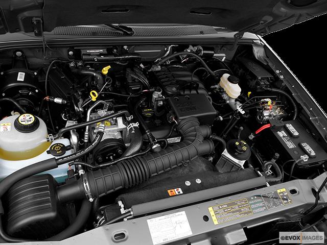 2006 Ford Ranger Engine