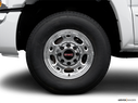 2006 GMC Sierra 1500HD Front Drivers side wheel at profile