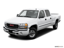 2006 GMC Sierra 1500HD Front angle view