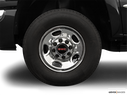 2006 GMC Sierra 2500HD Front Drivers side wheel at profile
