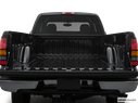 2006 GMC Sierra 2500HD Trunk open