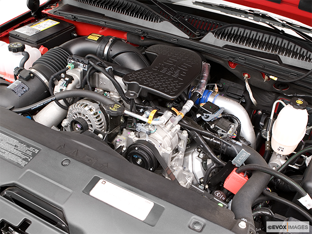 2006 GMC Sierra 3500 Engine