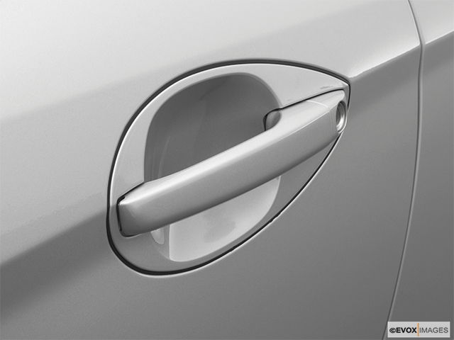 2006 Hyundai Tiburon Drivers Side Door handle