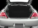 2006 Hyundai Tiburon Trunk open