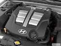 2006 Hyundai Tiburon Engine