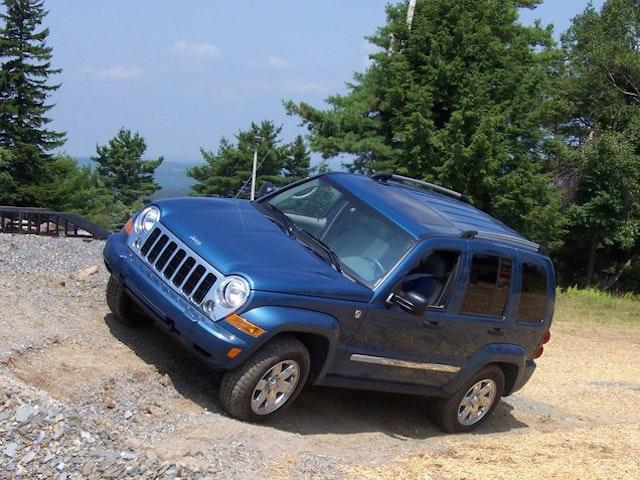 2006 Jeep Liberty Exterior