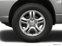 2006 Kia Sportage Front Drivers side wheel at profile