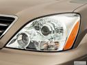 2006 Lexus GX 470 Drivers Side Headlight
