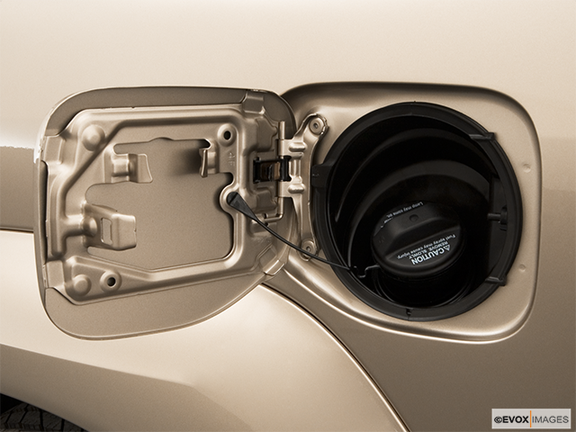 2006 Lexus GX 470 Gas cap open