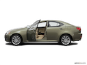 2006 Lexus IS 250 Driver's side profile with drivers side door open