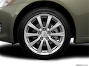 2006 Lexus IS 250 Front Drivers side wheel at profile