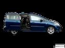 2006 Mazda Mazda5 Passenger's side view, sliding door open (vans only)
