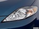 2006 Mazda Mazda5 Drivers Side Headlight