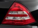 2006 Mercedes-Benz C-Class Passenger Side Taillight
