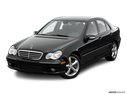 2006 Mercedes-Benz C-Class Front angle view