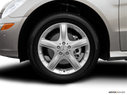 2006 Mercedes-Benz R-Class Front Drivers side wheel at profile