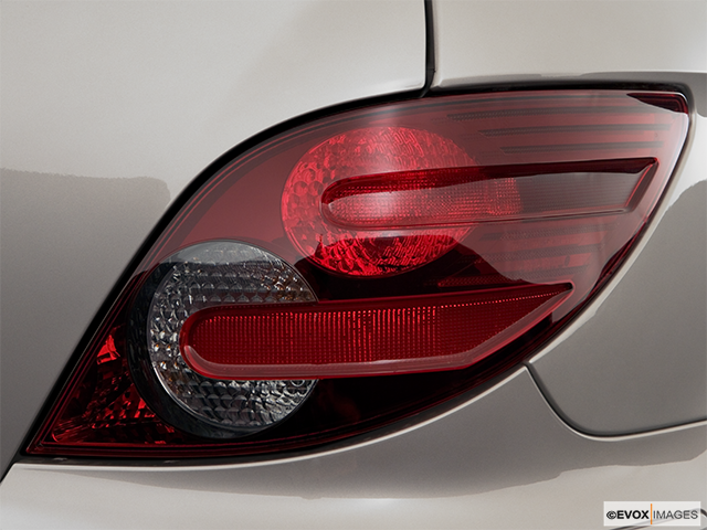 2006 Mercedes-Benz R-Class Passenger Side Taillight