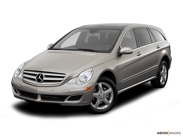 2006 Mercedes-Benz R-Class Front angle view