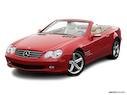 2006 Mercedes-Benz SL-Class Front angle view