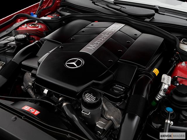 2006 Mercedes-Benz SL-Class Engine