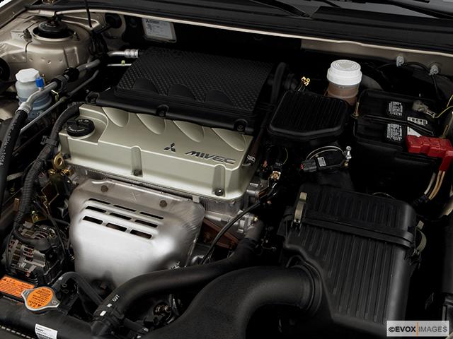 2006 Mitsubishi Galant Engine