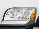 2006 Mitsubishi Raider Drivers Side Headlight