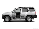 2006 Nissan Xterra Driver's side profile with drivers side door open