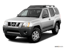 2006 Nissan Xterra Front angle view