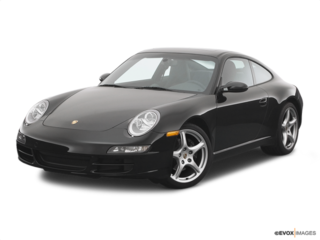 2006 Porsche 911 Front angle view