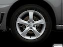 2006 Subaru Impreza Front Drivers side wheel at profile