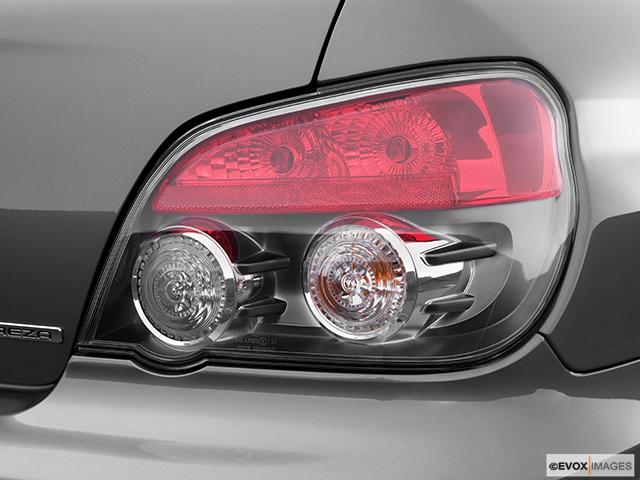 2006 Subaru Impreza Passenger Side Taillight