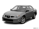 2006 Subaru Impreza Front angle view
